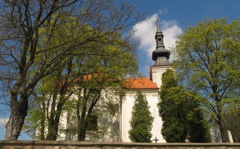 Polná, kostel sv. Barbory